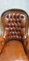 Wonderful William IV Library Chair (4 of 13)