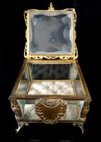 Antique French jewellery casket (14 of 14)