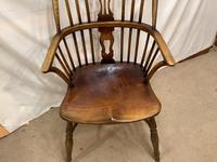 High Back  Elm / Ash Windsor Carver Chair (4 of 4)