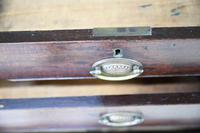19th Century Mahogany Chest of Drawers (6 of 12)