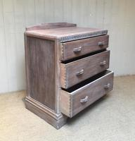 Limed Oak Chest of Drawers (4 of 9)