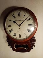 Superb Drop-dial Wall Clock - Withington of Taunton