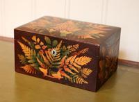 Mauchline Fernware Box (3 of 9)