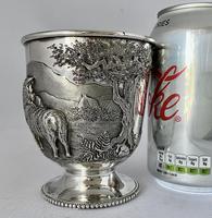 Stunning Irish Silver Beaker - Dublin 1867 (6 of 6)