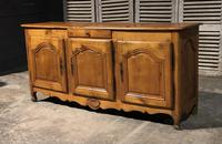 French Early Cherry Wood Sideboard (2 of 14)