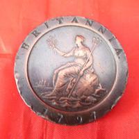 George III Cartwheel Two Penny (2 of 3)