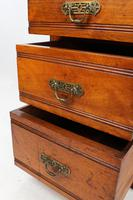 Victorian Walnut Chest of Drawers / Filing Cabinet (11 of 13)