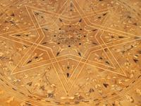 1950s Moroccan Marquetry Tea Table (2 of 6)