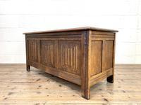 Vintage Oak Blanket Box (3 of 10)
