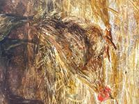 "Watercolour ""Tending The Sheep"" By Bertha Rhodes RA Rca Exh 1905 -1912 (30 of 41)"