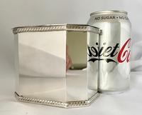 Silver Plated Victorian Tea Caddy c.1880 (5 of 8)