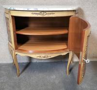 20th Century Marble Top Commode / Side Cabinet2 (8 of 11)