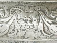 Dutch Silver Tobacco Box - Antique Circa 1690 (3 of 12)