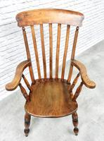 Lathback Windsor Armchair (2 of 8)