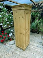 Fabulous Old Stripped Pine Pine Cupboard / Cabinet/ Wardrobe (7 of 11)