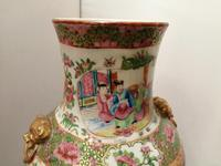 A fine pair of quality 19th century  Cantonese vases (8 of 10)