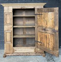 Early Oak French Wardrobe (3 of 15)