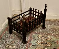 Large Free Standing Fire Basket, Iron Fire Grate