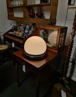 Art Deco Table Lamp / Sphere Lamp 1920s Interior (5 of 6)