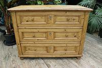 Gorgeous! Stunning! Big! Victorian Pine Chest of Drawers - We Deliver!