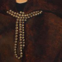 Helene Russo, Portrait of Lady in Furs, Oil Painting (5 of 7)