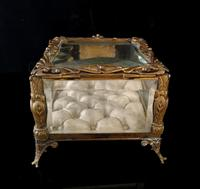 Antique French jewellery casket (4 of 14)