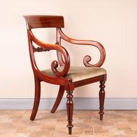 Set of Eight 19th Century Mahogany Dining Chairs (18 of 26)