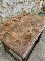 17th Century Spanish Country House Occasional Table (4 of 5)