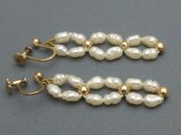 Baroque Pearl Earrings (2 of 7)