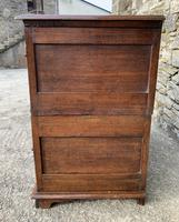 17th Century Oak Two Part Chest of Drawers (10 of 20)
