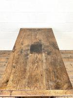 18th Century Antique Joined Oak Table (10 of 10)