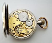 Antique 1920s Omega Pocket Watch (6 of 6)