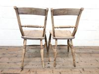 Pair of Chairs with Rope Twist Backs (9 of 10)