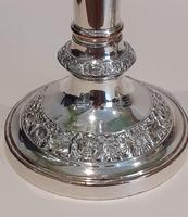 Silver Plated Candlesticks (4 of 5)