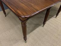 Gillows Style Regency Mahogany Dining Table (18 of 22)
