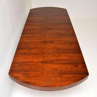 Rosewood Extending Dining Table by Robert Heritage 1960s (3 of 13)