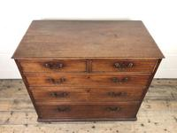 Georgian Mahogany Straight Front Chest of Drawers (6 of 12)