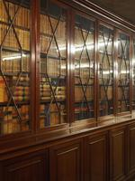 Large George III Style Mahogany 6 Door Cabinet Bookcase (4 of 17)