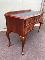 Antique Burr Walnut Writing Desk (6 of 9)