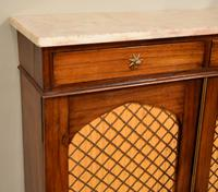 Regency Goncalo Alves Chiffonier / Side Cabinet (3 of 7)