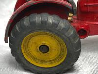 1950's Dinky Toys Massey Harris Red Tractor Plough Manure Spreader Disc Harrow (21 of 36)