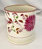 Staffordshire Lustre Mug. c1840 (3 of 8)