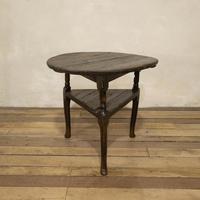 18th Century Oak Cricket Table (4 of 16)
