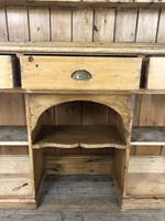 Large Victorian Antique Pine Dresser (12 of 17)