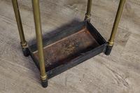 Victorian Brass Stick Stand (5 of 5)