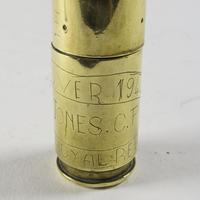 WWII RAF Trench Art Lighter (2 of 4)