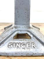 Original Industrial Singer Stool / Machinist Stool (6 of 9)