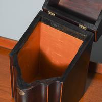 George III Inlaid Mahogany Knife Box (7 of 9)