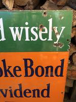 Brooke Bond Tea Advertising Sign (3 of 6)