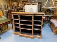 Victorian  Breakfront Bookcase (9 of 11)